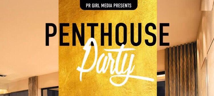 Penthouse Vibes: Black & Gold🎩